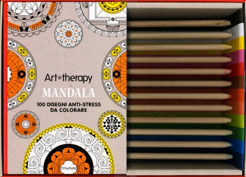 Art-Therapy Mandala