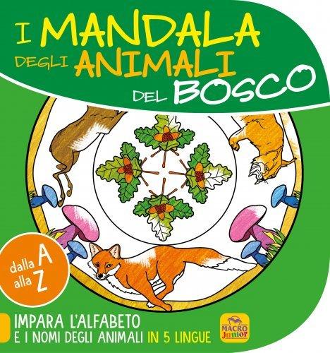 Mandala degli Animali del Bosco