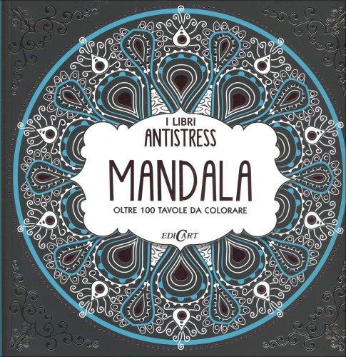 I libri antistress mandala libro di edicart edizioni - Arte celtica colorare le pagine da colorare ...