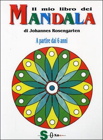 Il Mio Libro dei Mandala a partire dai 6 anni