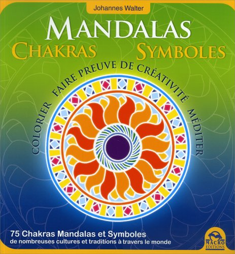 Mandalas Chakras Symboles