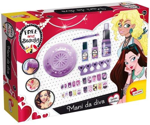 Free e Beauty - Mani da Diva