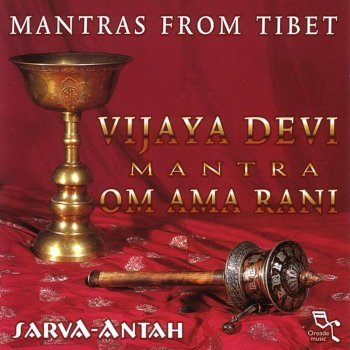 Vijaya Devi - Mantras from Tibet