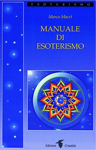 Manuale di Esoterismo