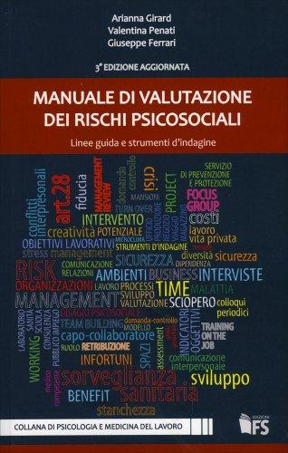 Manuale di Valutazione dei Rischi Psicosociali