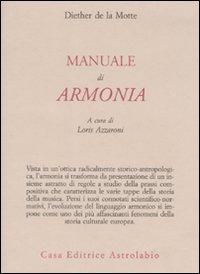 Manuale di Armonia