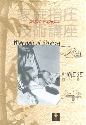 Manuali di Shiatsu 3° Mese