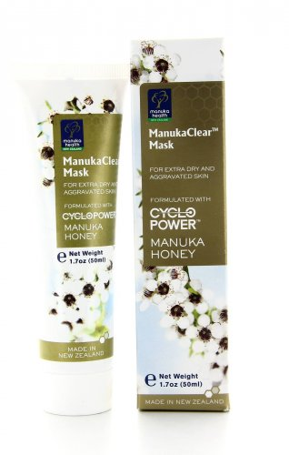 ManukaClear - Maschera con Miele di Manuka e Cyclopower