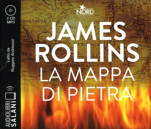 La Mappa di Pietra - Audiolibro 2 CD Mp3