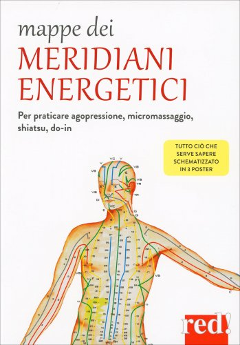 Mappe dei Meridiani Energetici