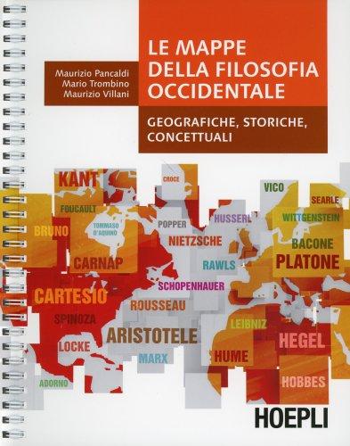 Le Mappe della Filosofia Occidentale