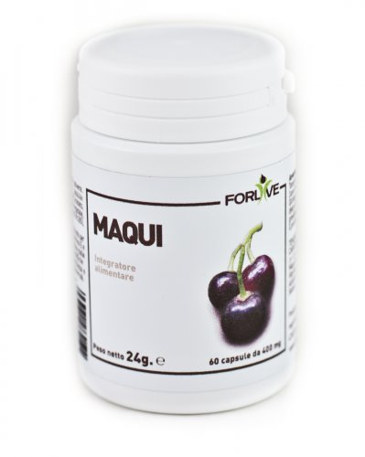 Integratore Alimentare Maqui