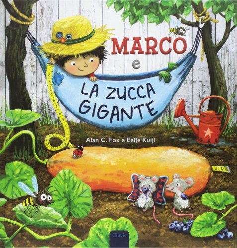 Marco e la Zucca Gigante