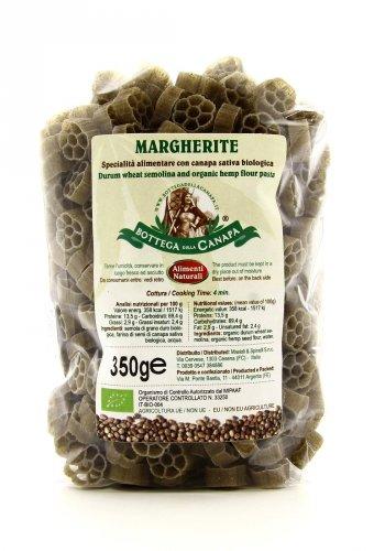 Margherite - Pasta con Canapa Sativa Biologica