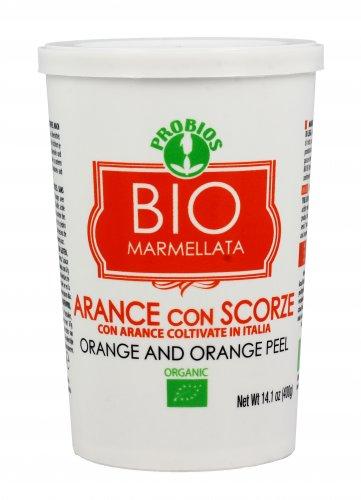 Marmellata Arancia con Scorze