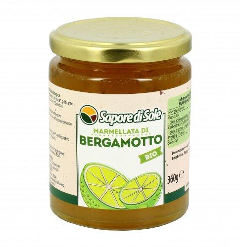 Marmellata di Bergamotto Bio