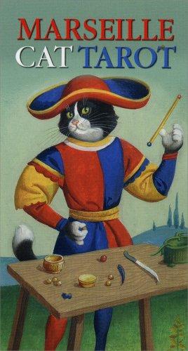 Marseille Cat Tarot - Tarocchi Marsigliesi dei Gatti