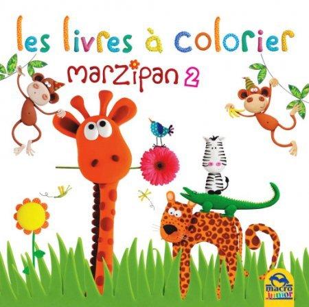 Les Livres à Colorier - Marzipan 2