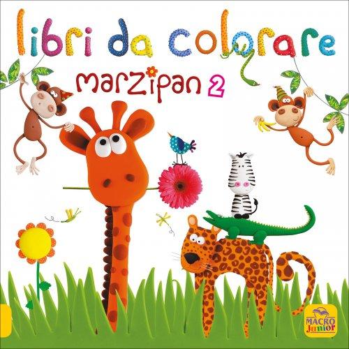 Libri da Colorare - Marzipan 2