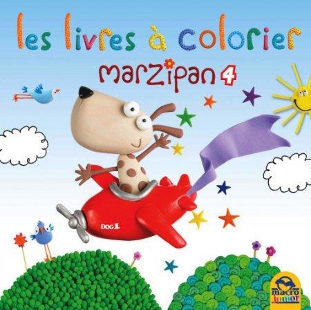 Les Livres à Colorier - Marzipan 4