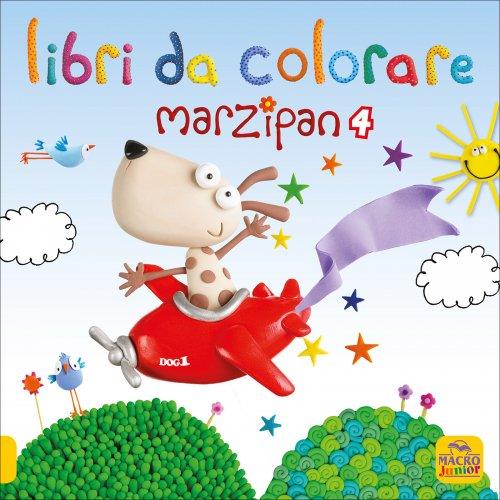 Libri da Colorare - Marzipan 4