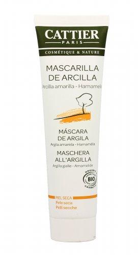 Maschera Argilla Gialla e Hamamelis - 100 ml.