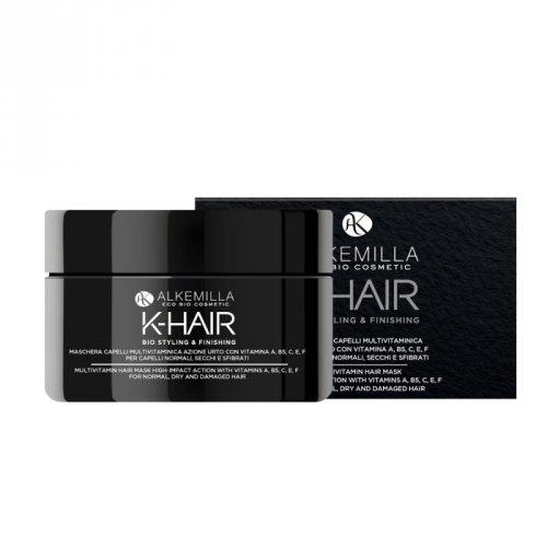 K-Hair - Maschera Capelli Multivitaminica