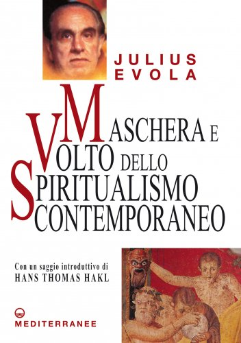 Maschera e Volto dello Spiritualismo Contemporaneo (eBook)