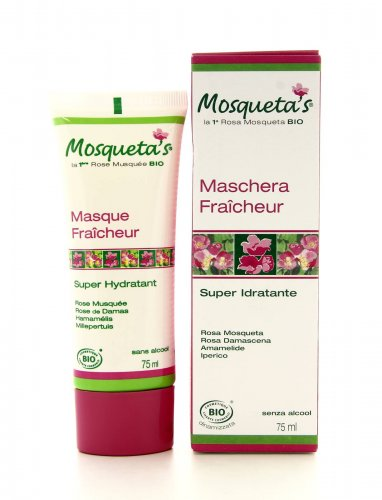 Mosqueta's - Maschera Super Idratante