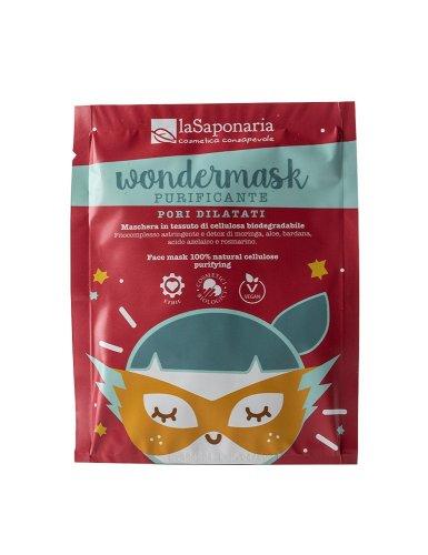 Maschera in Tessuto Purificante - Wondermask