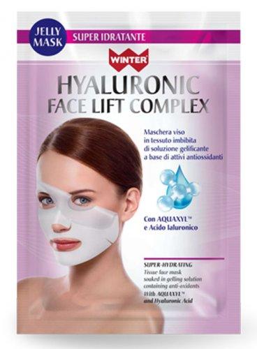 Maschera Viso Super Idratante - Hyaluronic Super Hydrating