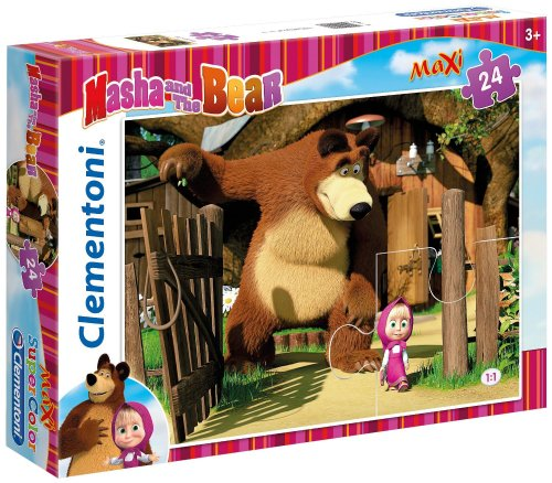 Puzzle Maxi - Masha And The Bear