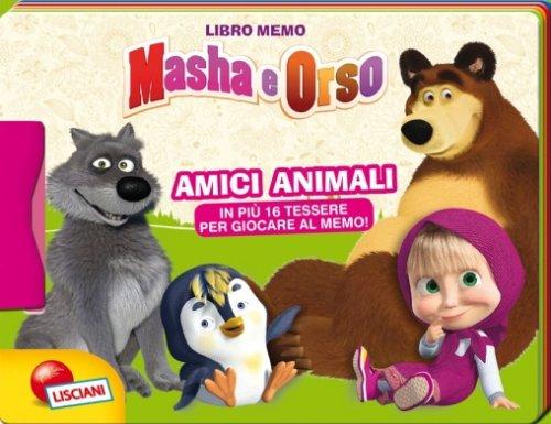 Masha e Orso. Amici Animali