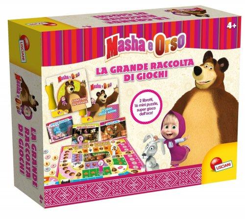 Masha e Orso - La Grande Raccolta di Giochi