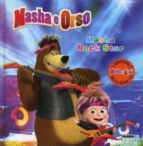 Masha e Orso - Masha Rock Star