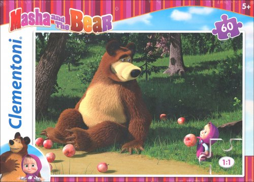Masha e l'Orso - Puzzle