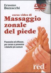 Corso video di Massaggio Zonale del Piede - DVD