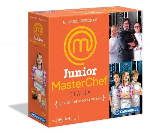 Il gioco ufficiale junior masterchef italia clementoni for Regali bambino 8 anni