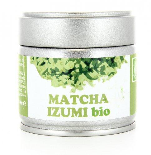 Tè Verde Giapponese Matcha Izumi Bio