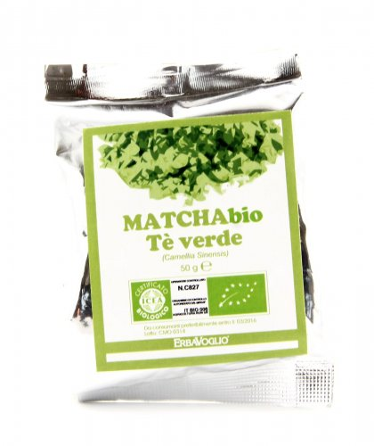 Matcha Te' Verde Bio