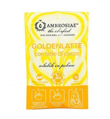 Goldenlatte con Latte di Cocco Solubile in Polvere