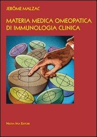 Materia Medica Omeopatica di Immunologia Clinica