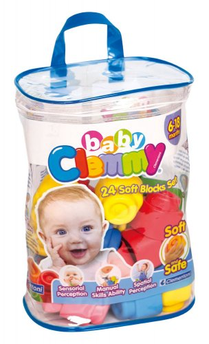 Sacca 24 Mattoncini Baby Clemmy