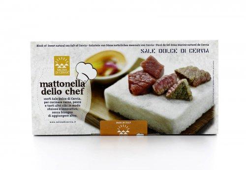 Mattonella dello Chef - 2 Pezzi