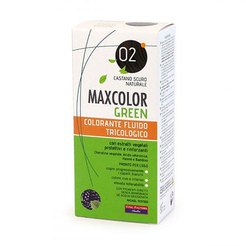 Max Green Vegetal 02 - Castano Scuro Naturale