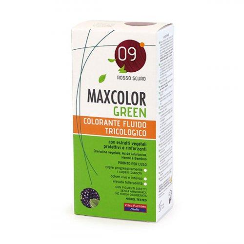 Max Green Vegetal 09 - Rosso Scuro