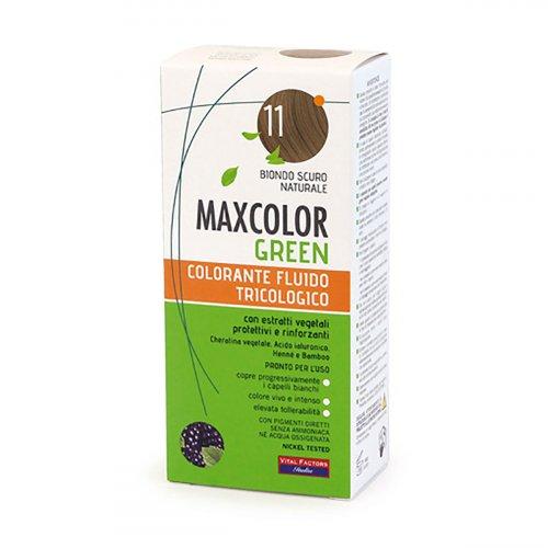 Max Green Vegetal 11 - Biondo Scuro Naturale