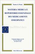 Materia medica e repertorio essenziale dei Medicamenti Omeopatici