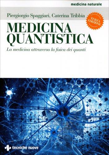Copertina del libro: Medicina Quantistica