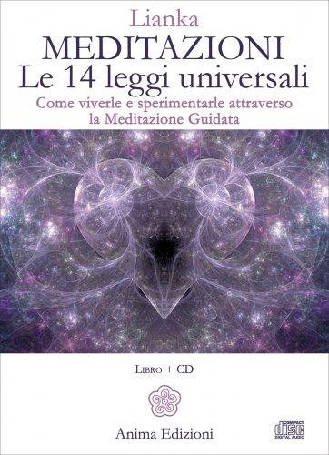 Meditazioni - Le 14 Leggi Universali - 2 CD-Audio